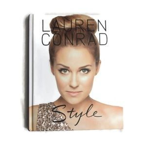 Lauren Conrad Style coffee table book hardcover
